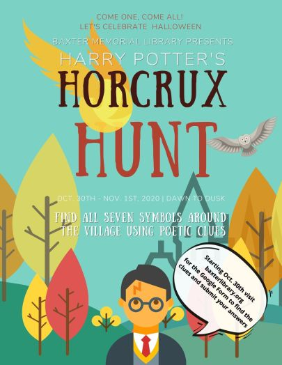 Harry Potter Horcrux Hunt