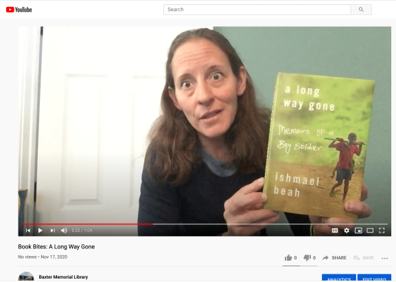 Book Bites with Ms. Deb